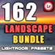 162 LightRoom Landscape Presets Bundle - GraphicRiver Item for Sale