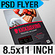 Sports Flyer: Kickboxing - GraphicRiver Item for Sale