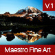 Maestro Fine Art Vol.1 - GraphicRiver Item for Sale