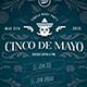 Cinco de Mayo Party Flyer - GraphicRiver Item for Sale