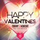 Happy Valentines Flyer Template - GraphicRiver Item for Sale