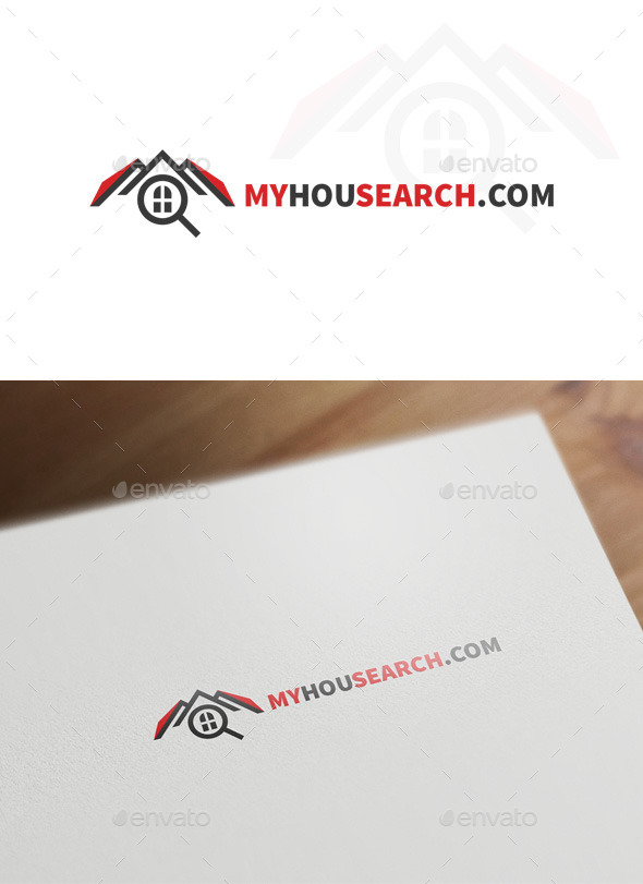 Real Estate Logo Design - Buildings Logo Templates