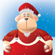 Shepherd Santa - GraphicRiver Item for Sale