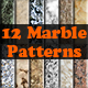 12 Tileable Marble Patterns - GraphicRiver Item for Sale