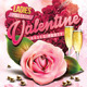 Valentine Roses Party Flyer - GraphicRiver Item for Sale