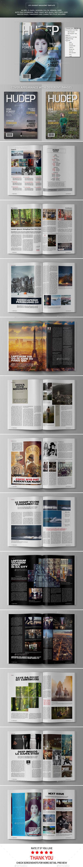 Life Journey Magazine - Magazines Print Templates