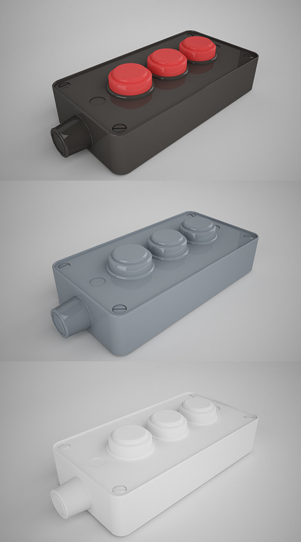 Tail Lift Control (VrayC4D) - 3DOcean Item for Sale