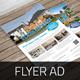 Real Estate Flyer Ad v2  - GraphicRiver Item for Sale