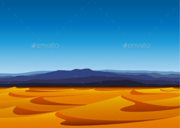 Desert - Landscapes Nature