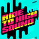 Ride To High Sound Flyer - GraphicRiver Item for Sale