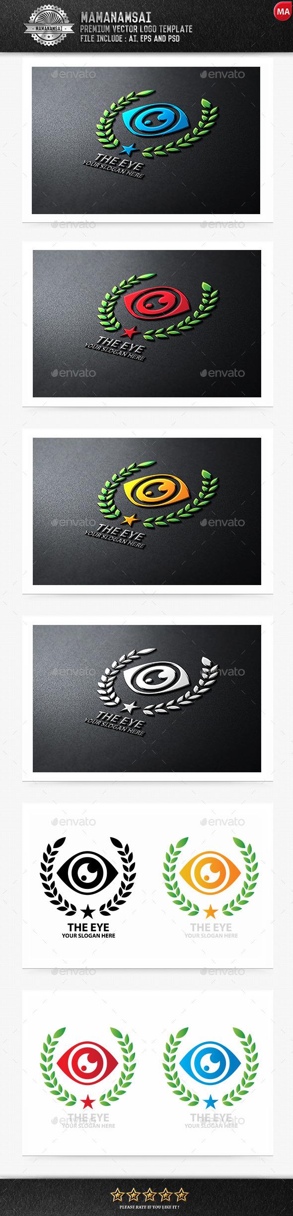 The Eye Logo - Logo Templates