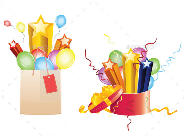 Celebration Gifts - Seasons/Holidays Conceptual