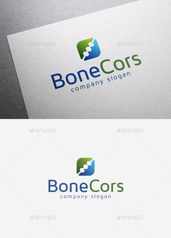 Bonecors Logo - Abstract Logo Templates