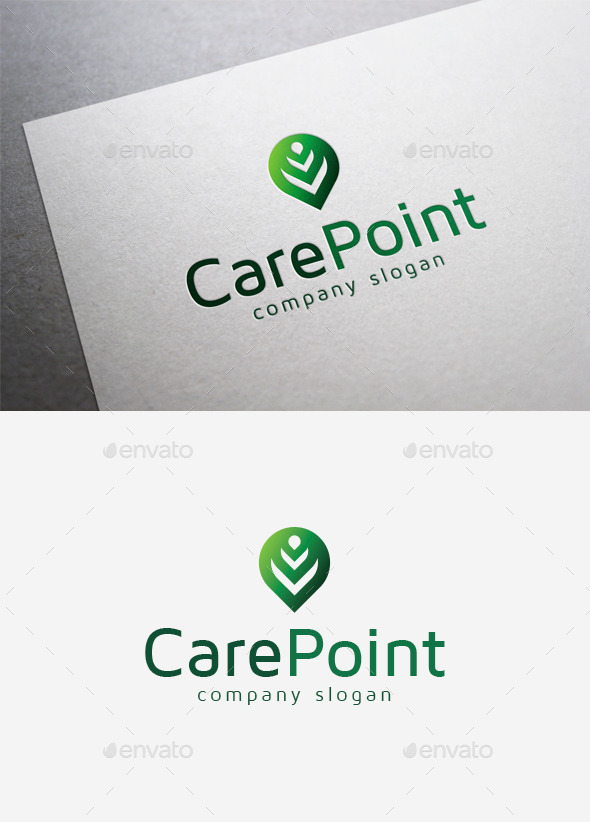 Care Point Logo - Symbols Logo Templates