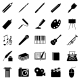 Set of Art Icons - GraphicRiver Item for Sale