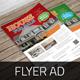 Real Estate Flyer Ad v3  - GraphicRiver Item for Sale