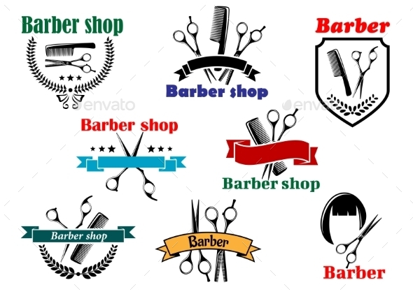 Barber Shop Signboard Designs - Industries Business