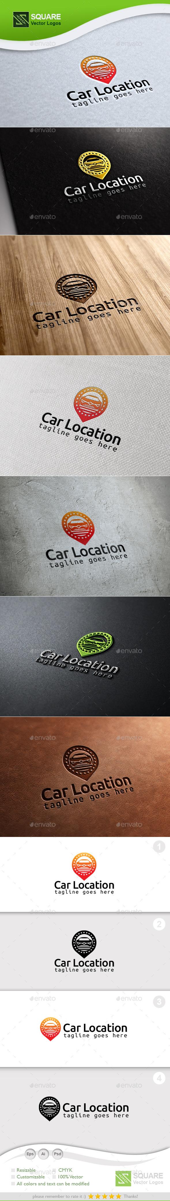 Cars Zone Custom Logo Template - Symbols Logo Templates