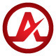 A Letter Automotive Logo - GraphicRiver Item for Sale