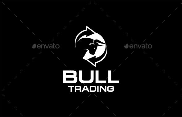 Bull Trading Logo -