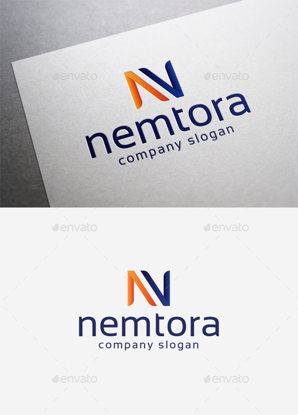 Nemtora Logo - Letters Logo Templates