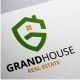 Grand House Logo - GraphicRiver Item for Sale