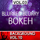 Bokeh Blurred Backgrounds Vol.3 - GraphicRiver Item for Sale