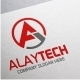 Alaytech • A Letter Logo Template - GraphicRiver Item for Sale