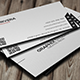 White Creative Business Card - GraphicRiver Item for Sale