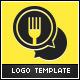 Food Talk Logo Template - GraphicRiver Item for Sale