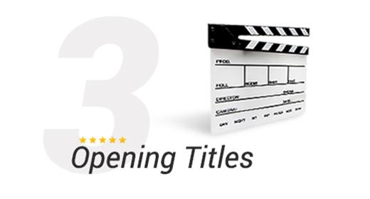 Opening Titles