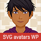SVG Avatars Generator - WordPress Plugin