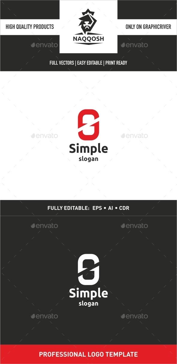 Simple - Letters Logo Templates