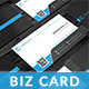 Minimum Design Corporate Business Card - GraphicRiver Item for Sale