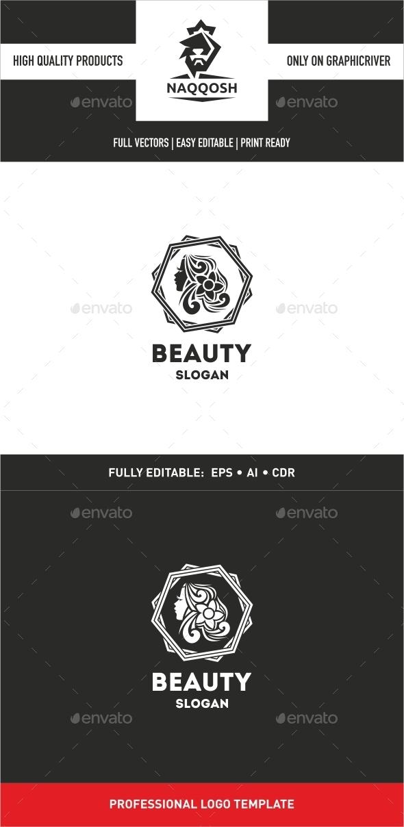 Beauty - Nature Logo Templates