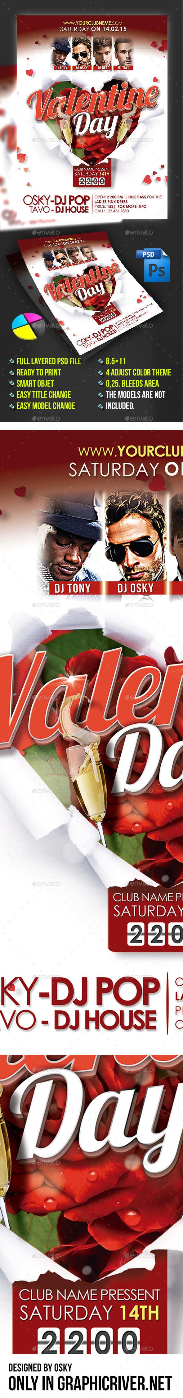 Valentine Days III - Holidays Events
