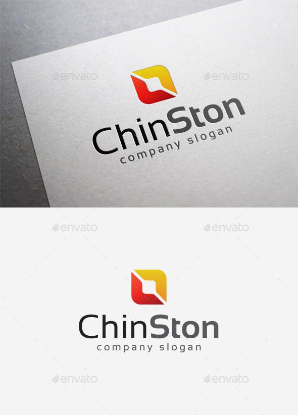Chinston Logo - Abstract Logo Templates