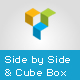 VC Add-on - Side by Side Card and Cube Box