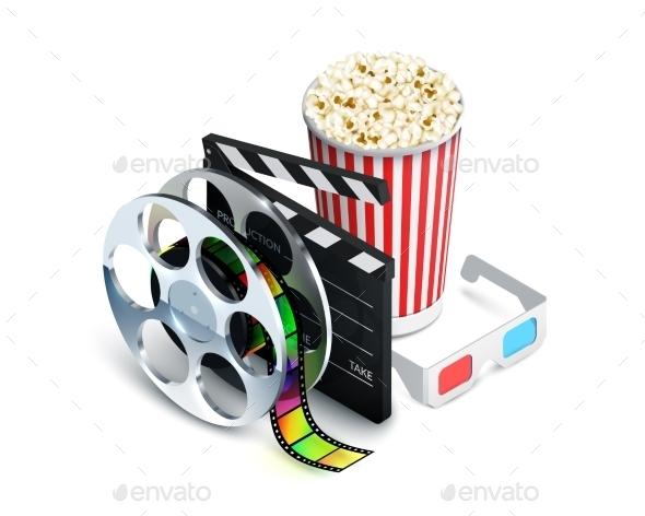 Cinema Concept Realistic - Miscellaneous Conceptual