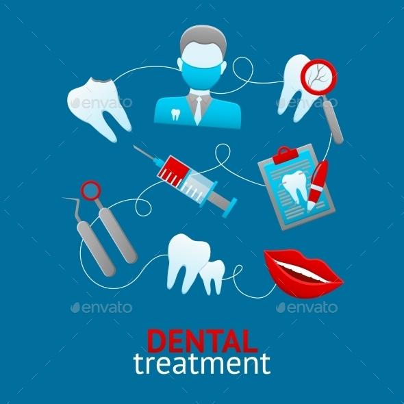 Dental Design Concept - Health/Medicine Conceptual
