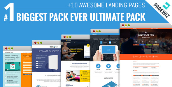 AnyPurpose – A Multipurpose Pagewiz Landing Page nulled