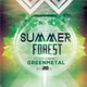 Summer Forest Flyer Template - GraphicRiver Item for Sale