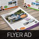 Corporate/ Multipurpose Flyer Ad v10  - GraphicRiver Item for Sale