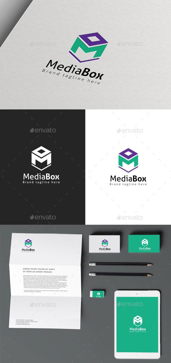 Media Box - Logo Templates