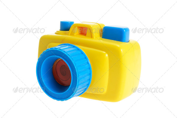 Toy Camera - Stock Photo - Images