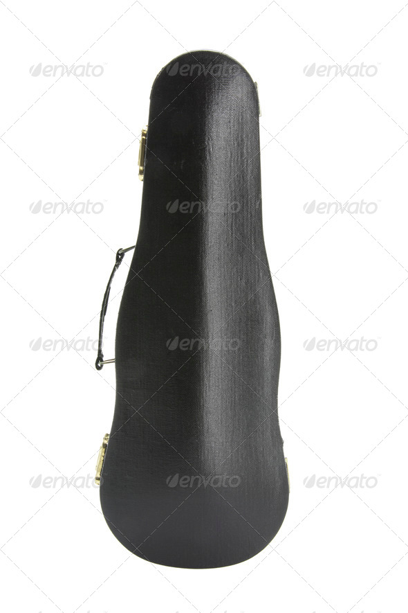 Violin Case - Stock Photo - Images