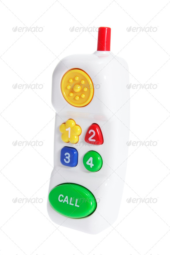 Toy Phone - Stock Photo - Images