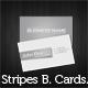 Stripes Business Cards - GraphicRiver Item for Sale