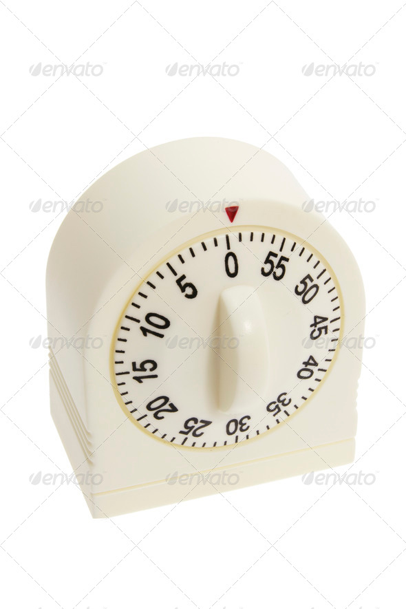 Kitchen Timer - Stock Photo - Images