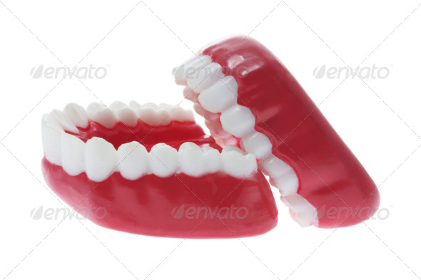 Dentures - Stock Photo - Images